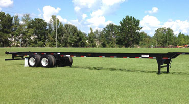 53ft Intermodal Chassis